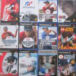 PS2 Games Bundle 12 Games - Gran Turismo, - pas cher StarWars