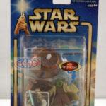 Figurine StarWars : Star Wars Attaque des Clones Jedi Master Yoda Action Figurine Hasbro 2002