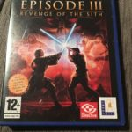 Star Wars Episode III: Revenge of the Sith -- - jeu StarWars