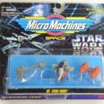 Figurine StarWars : Micro Machines VI Star Wars Pack of 3 Figurines NEW AND SEALED B73