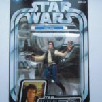 StarWars collection : STAR WARS FIGURINE HAN SOLO N° 07 SERIE OTC SOUS BLISTER NEUF