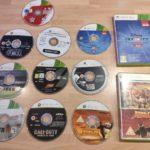 HUGE BUNDLE! Xbox 360 Games Bundle Job Lot 10 - jeu StarWars