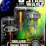StarWars collection : Star Wars de Luxe Sonde Droid / Star Wars de Luxe Figurine Sonde Droid