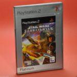 STAR WARS STARFIGHTER PLATINUM PS2 Versione - Occasion StarWars