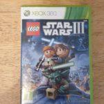 XBOX 360 LEGO STAR WARS III - pas cher StarWars