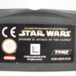 25 ) Gameboy Advance - GBA Spiel - Star Wars - Avis StarWars