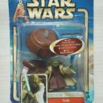 StarWars figurine : STAR WARS 3 Figurines HASBRO Yoda Attack the clones + Yoda Empire Strikes Back