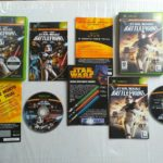 STAR WARS BATTLEFRONT 1 & 2 ORIGINAL XBOX - Bonne affaire StarWars