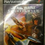 STAR WARS STARFIGHTER PAL ita PlayStation 2 - Avis StarWars