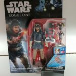 StarWars collection : STAR WARS ROGUE ONE figurine CAPTAIN CASSIAN star wars neuf DISNEY LUCAS FILM