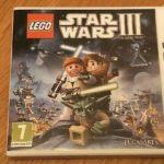 LEGO STAR WARS III - 3DS - VERY GOOD - pas cher StarWars