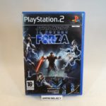 STAR WARS IL POTERE DELLA FORZA SONY PS2 - Avis StarWars