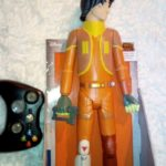 StarWars figurine : FIGURINES Star Wars Ezra Bridger