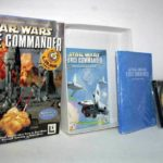 STAR WARS FORCE COMMANDER USATO PC CD-ROM - jeu StarWars
