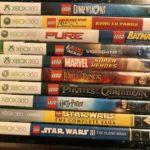 10+ XBOX 360 LEGO GAMES BUNDLE HARRY POTTER - Bonne affaire StarWars