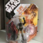 Figurine StarWars : STAR WARS 2007 30th Anniversaire Saga Legends C-3PO