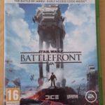 Star Wars Battlefront for Xbox One. Disc in - Avis StarWars