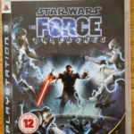 Star Wars: The Force Unleashed - Sony Play - jeu StarWars