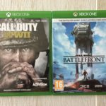 Call of duty and Star wars battlefront Xbox - pas cher StarWars
