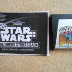 THE EMPIRE STRIKES BACK ATARI 2600 STAR WARS - Occasion StarWars