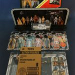 StarWars collection : Hasbro / Kenner - Star Wars Retro Series + Legacy Pack + Death Star Game - NEW