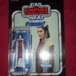Figurine StarWars : STAR WARS VINTAGE COLLECTION - PRINCESS LEIA Bespin Outfit VC111 UNPUNCHED CARD
