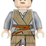 StarWars collection : Lego Star Wars Rey sw677 From 75105 Last Jedi Figurine Minifigure Minifig New