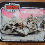 StarWars collection : STAR WARS VINTAGE COLLECTION : SNOWSPEEDER HOTH REBEL ARMORED HASBRO KENNER 2010