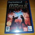 Star Wars - Episode III Revenge Of The Sith - jeu StarWars