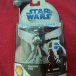 StarWars figurine : STAR WARS THE CLONE WARS EXCLUSIVE - COMMANDER FOX  REVENGE OF THE SITH VC17