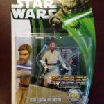 StarWars figurine : Figurine Star Wars The Clone Wars Obi Wan Kenobi