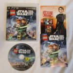 Lego Star Wars 3 III The Clone Wars PS3 - Occasion StarWars