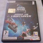 STAR WARS GALAXIES jump to lightspeed gioco - Occasion StarWars