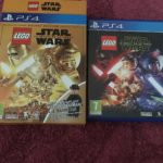 jeux ps4 Lego Star Wars Deluxe Edition - pas cher StarWars