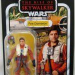 StarWars figurine : Figurine Star Wars Poe Dameron The Vintage Collection