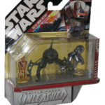 Figurine StarWars : Star Wars Unleashed Packs de Bataille Droid Usine Figurine Articulée Set
