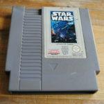 Jeu STAR WARS pour Nintendo NES - jeu StarWars