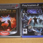 2 jeux playstation 2 PS2 - Star wars Le - Occasion StarWars