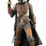 Figurine StarWars : Kotobukiya Artfx+ Star Wars The Mandalorien 1/10 Echelle Figurine Japon Officel