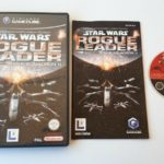 "JEU NINTENDO GAMECUBE  "" STAR WARS ROGUE - jeu StarWars"