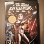 Jeu PC Star Wars Battlefront II Bon état. - jeu StarWars