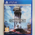 PS4- Jeu Star Wars BATTLEFRONT 1 EA - Avis StarWars