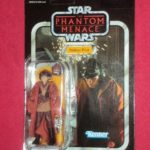 StarWars figurine : STAR WARS VINTAGE COLLECTION NABOO PILOT THE PHANTOM MENACE VC72 UNPUNCHED CARD