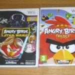 2 jeu nintendo wii - Angry birds star wars + - Avis StarWars