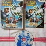 Jeux vidéo Star wars the clone wars - - Bonne affaire StarWars