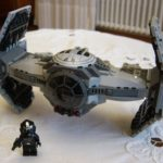 StarWars figurine : Lot vaisseau LEGO STAR WARS SET 75082 Tie Fighter Avanced Prototype + 1 FIGURINE