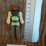 StarWars collection : figurine STAR WARS 291 : NIKTO - 1983