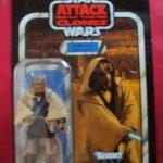 StarWars figurine : STAR WARS VINTAGE COLLECTION - FI-EK SIRCH (JEDI KNIGHT) AOTC VC49