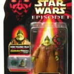 Figurine StarWars : Star Wars Épisode I la Menace Fantôme Boss Nass Figurine avec / Commtech Chip