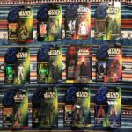 StarWars collection : Vintage Star Wars Power Of The Force 12 Figure Lot Kenner Unopened Figurines